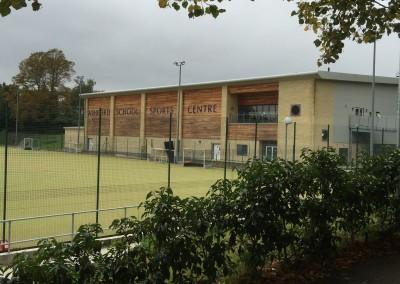 Ashford School (UK) Sports Complex