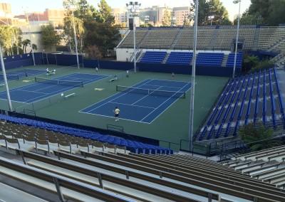 UCLA Tennis Center