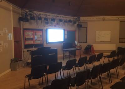 Presentation at Ashford School